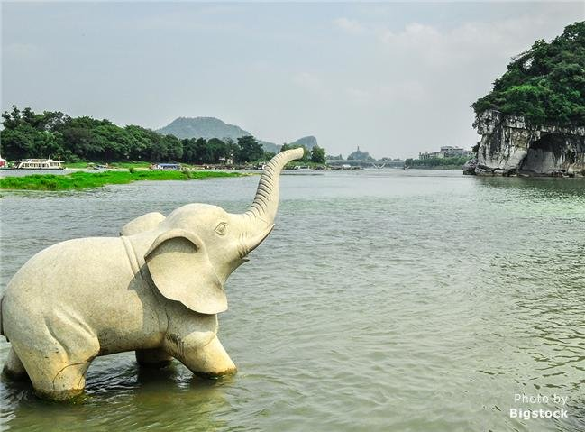 Half-day of Guilin City Highlights Seat-in-coach Tour