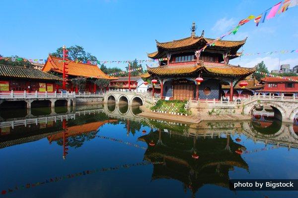 Kunming Yuantong Temple