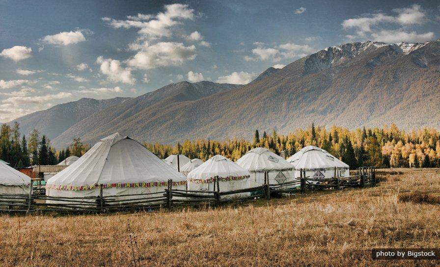 Autumn Kanas Tour