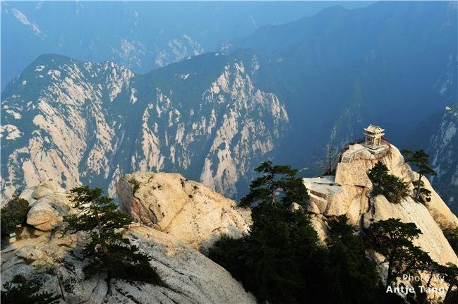 One Day Private Trip to Mount Huashan