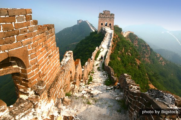 1-Day Hiking Tour from Wild Simatai West to Jinshanling Great Wall