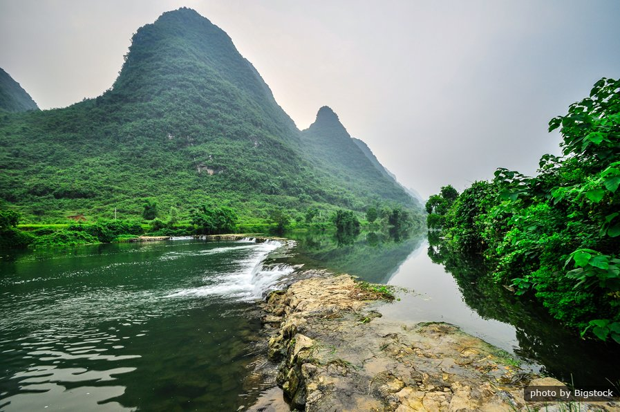 Guilin and Rongshui Tour