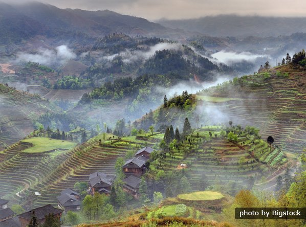 One Day Tour to Longji Rice Terraces and Mountain Village