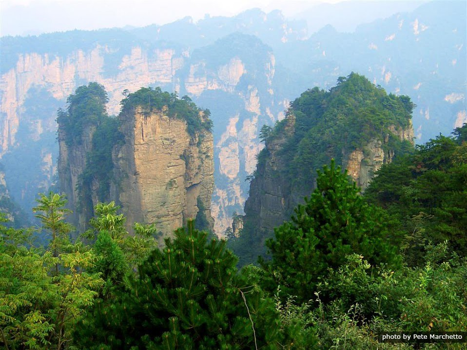 Zhangjiajie Essence Scenery Tour
