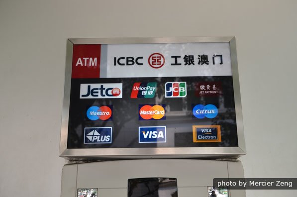 ATM of ICBC