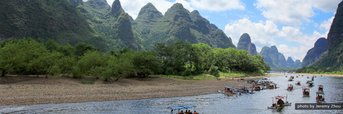 Hong Kong to Li River Tour