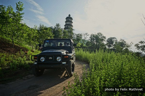 4-hour Plateau Jeep Ride Tour