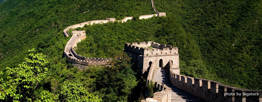 1-Day Graceful Great Wall at Mutianyu Group Tour (No-Shopping)