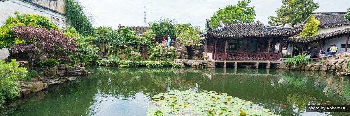 Suzhou S Exquisite Gardens Tour