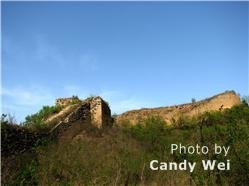 Oldest Great Wall Hiking Tour