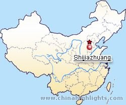 Shijiangzhuang Location in China