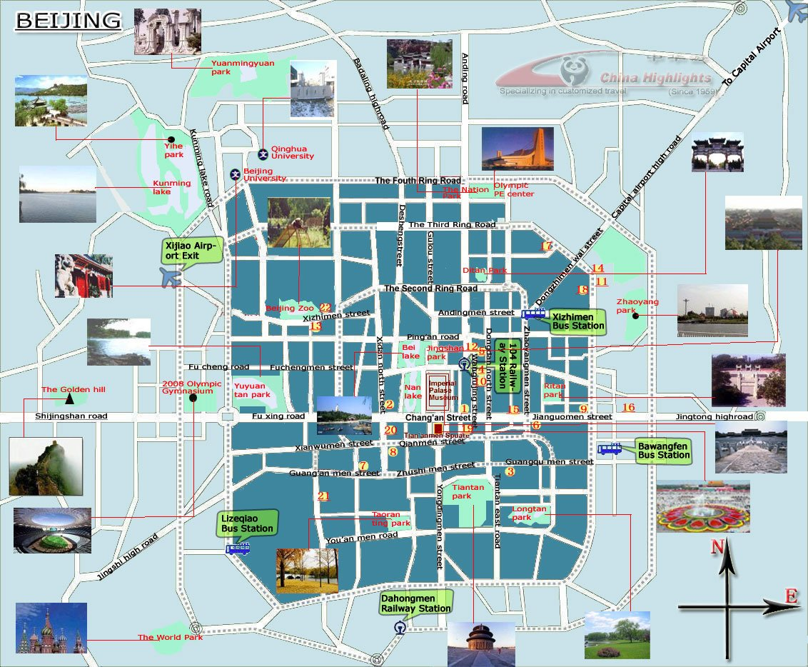China City Tourist Maps Maps Of China City Tourist – Shanghai Tourist Attractions Map