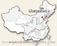 Changdun Location in China