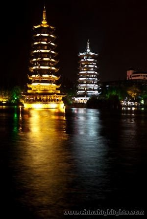 4 Days Hong Kong, Guilin, Longsheng, Yangshuo Tour