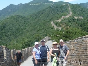 8 Days of Selected Ancient & Modern China Tour A