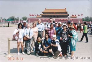 Essence of China and Guilin Group Tour 2012